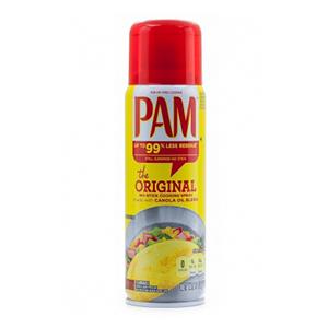 PAM Cooking Spray Original 0% vet (170ml)