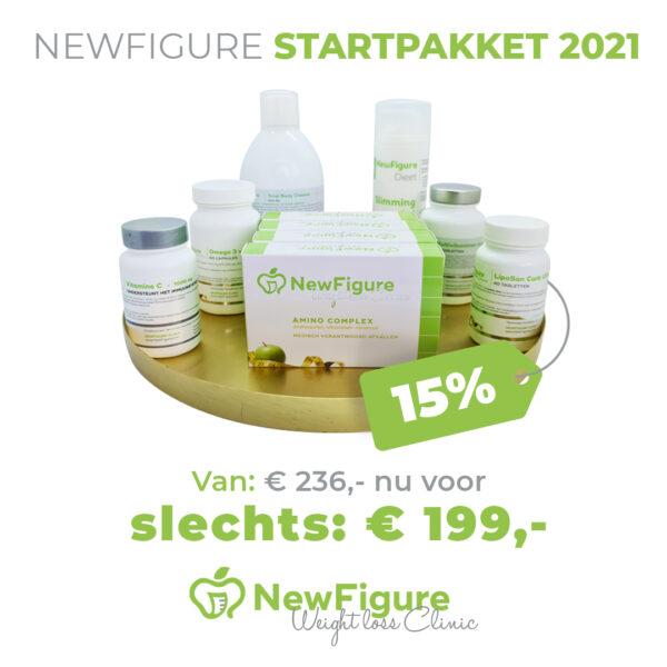 NewFigure starterspakket 2021